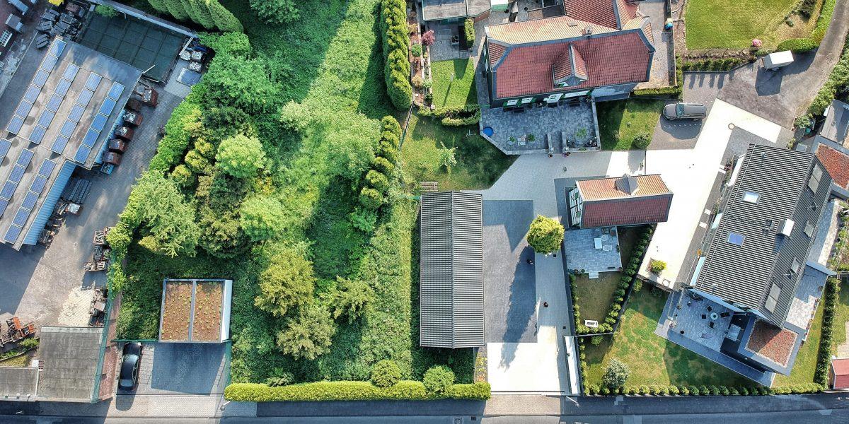 Barrierefreies Zweifamilienhauses von muellerarchitekt. in Solingen