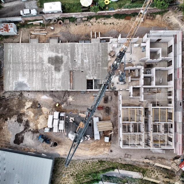 Neubau eines Wohnhauses für Menschen mit Behinderung ; muellerarchitekt. in Solingen ; vom Entwurf bis zur Bauleitung